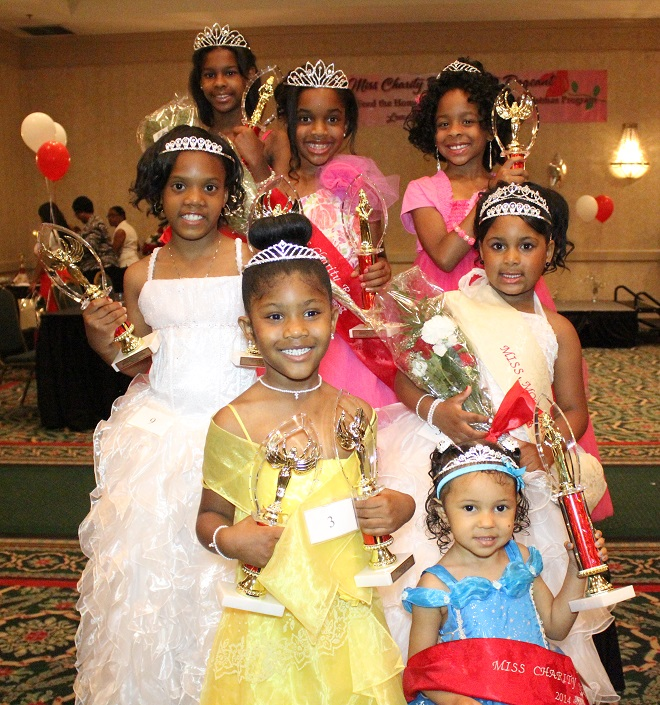 2014 Miss Charity Rose Winner's Circle