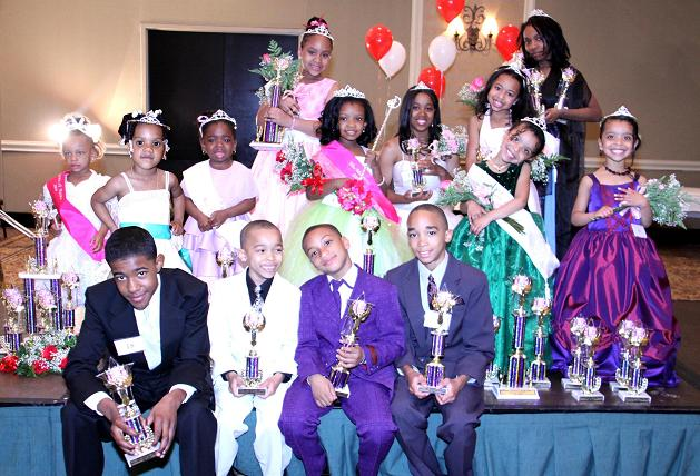 2009 Miss Charity Rose Winners