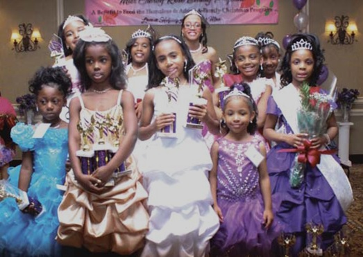 2013 Miss Charity Rose Winners