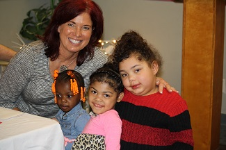 2015 Adopt-A-Family Christmas Luncheon